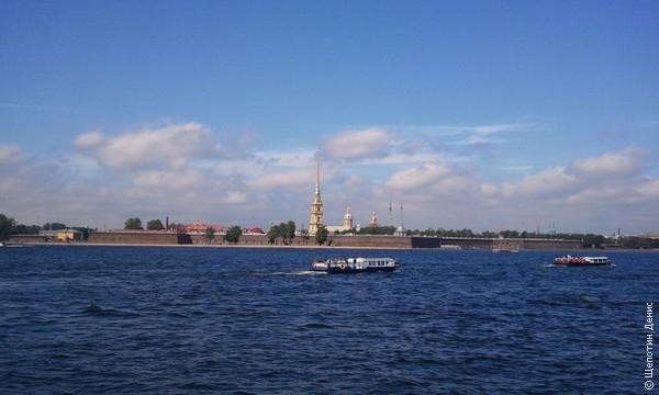 Ну и немного просто погуляли по Петербургу без фотоаппарата